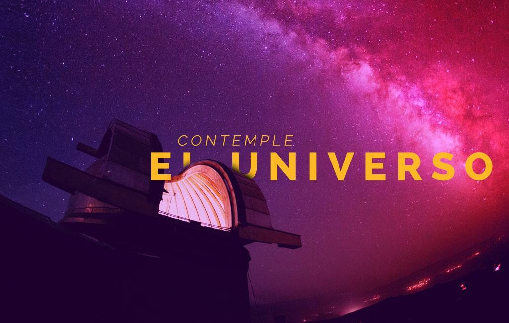 Contemple el Universo